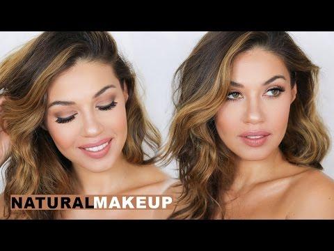 Natural Everyday Makeup | Smashbox Full Exposure Palette | Eman