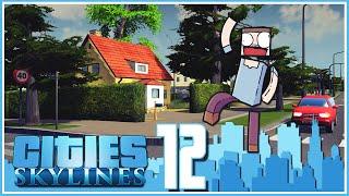 Cities Skylines - Ep.12 : Small Suburbs