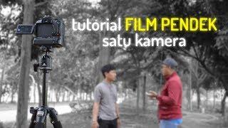 Cara | SHOOTING FILM PENDEK | dengan 1 kamera | VARIATIF ANGLE |  (Basic Pemula)