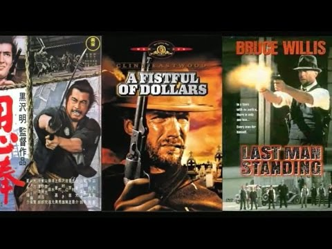 yojimbo vs a fistful of dollars The movie that launched a legend and rejuvenated a genre, 'a fistful of dollars (per un pugno di dollari)' has gone down in movie history as one of the best westerns ever made and maybe only surpassed by the other movies within the dollars trilogy.