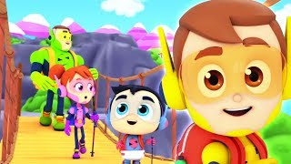 Hiking Song | Nursery Rhymes for Kids And Babies