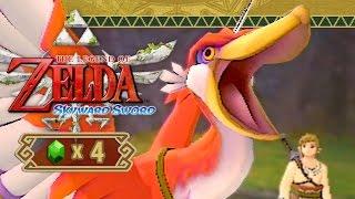 The Legend of Zelda: Skyward Sword - Episode 4 - Free Bird