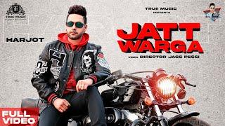 Latest Punjabi song 2021   Jatt Warga - Harjot    Laddi Gill   Kaptaan   New Punjabi song 2021