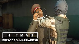 HITMAN - Episode 3: Marrakesh Full Walkthrough (PS4) @ 1080p HD ✔