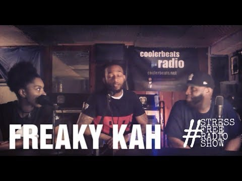 Freaky Kah Son of Freaky Tah Says They Tried To Get Him To Ad Lib Like His Father