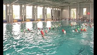 «Альбатрос» воспитает чемпионов - в Набережных Челнах открыли новый спорткомплекс с бассейном