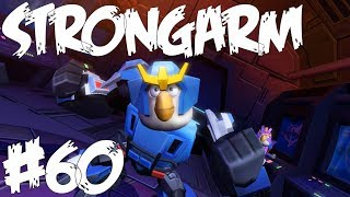 #60 StrongArm Angry Birds Transformers