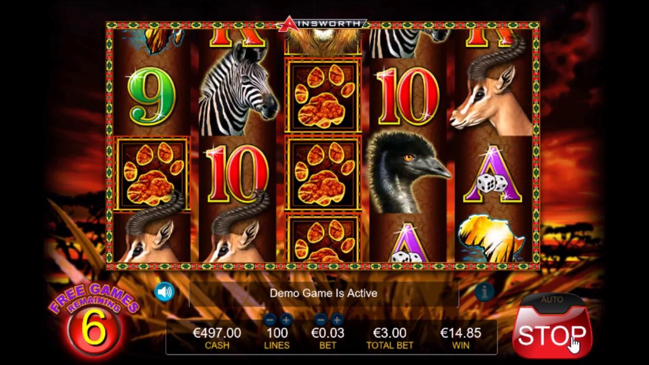 Giri Gratis Slot Online Roaming Reels Casinoslotgratis It Youtube