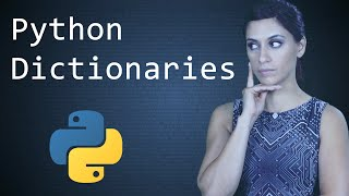 Python Dictionaries - Learn Python Programming  (Computer Science)
