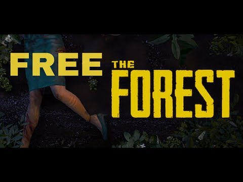 How To Download The Forest For FREE + MULTIPLAYER( WORKING OCTOBER 2018)