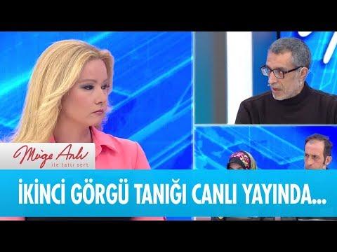 İkinci görgü tanığı Mehmet Kaşdaş canlı yayında - Müge Anlı ile Tatlı Sert 9 Ocak 2019