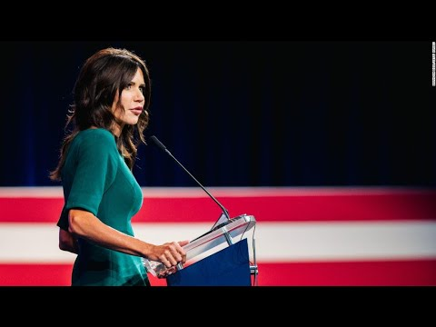CPAC: Kristi Noem criticizes GOP governors who enacted Covid-19 ...