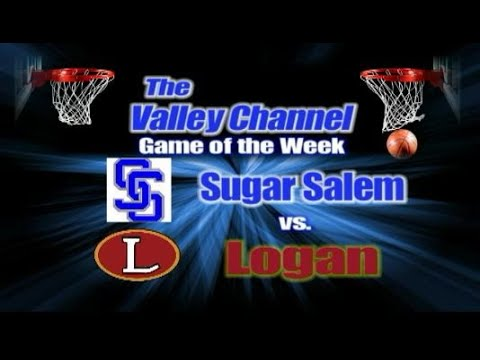 Sugar Salem High School at Logan High School Basketball game 12-06-2019 Logan Utah