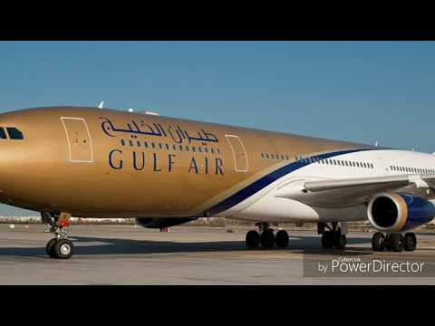 Gulf Air flight Economy Class Riyadh to mumbai  see all video Taqoff to lending
