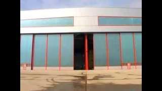 Ангарные откатные ворота Doorhan(Купить продукцию Doorhan в Украине у SDS Group http://sds.prom.ua (056) 788-39-65., 2013-09-09T18:57:49.000Z)