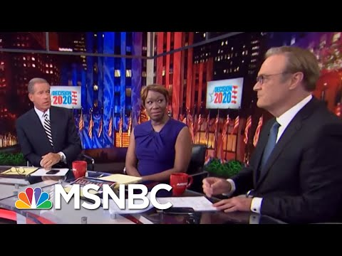Democratic Debate: Who Won Night 1?   MSNBC