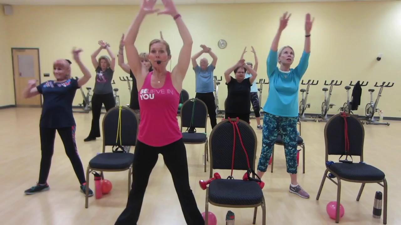 Senior Fitness by Tona  YouTube