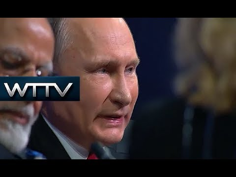 Russia: 'We need wisdom not squabbles' - Putin on dealing with global challenges