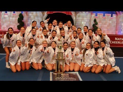 Oak Ridge, Liberty Ranch High School cheer teams win UCA National Championships