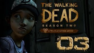 The Walking Dead - Season 2 - EP 1 #03 - Clementine im Stealth Modus