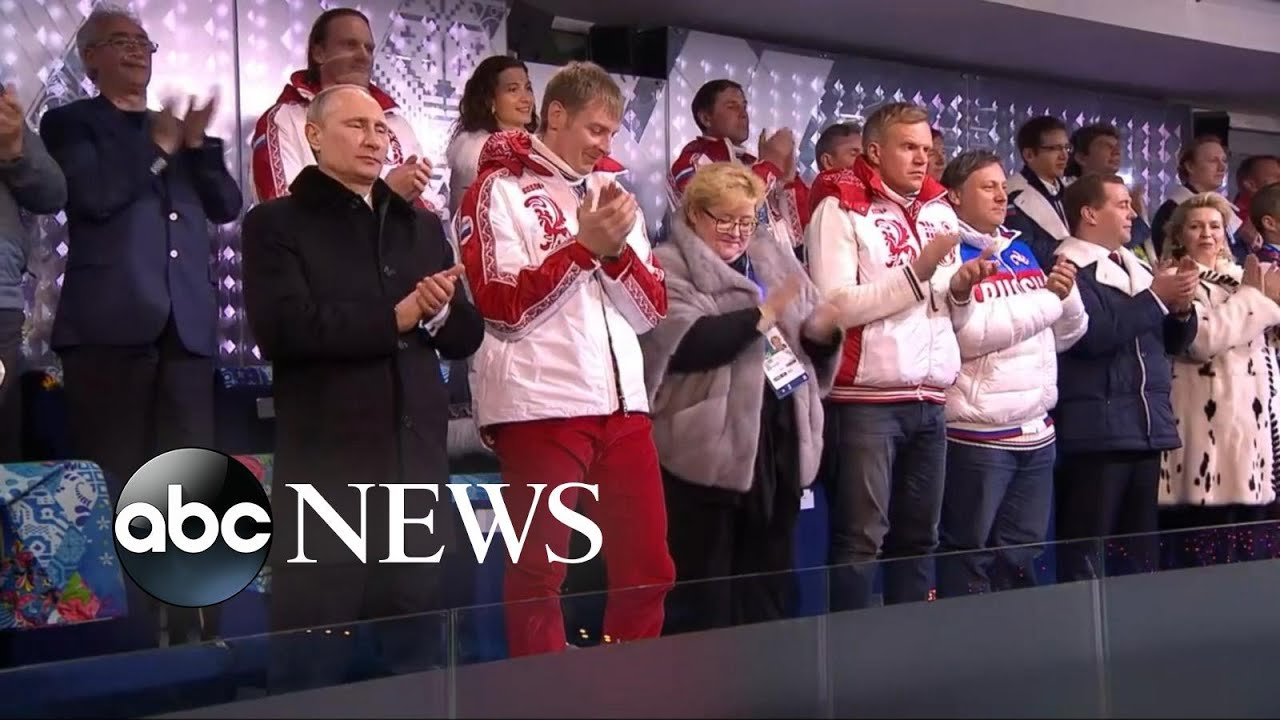 The IOC removed the Russian team from the Olympics in South Korea 05/12/2017 67