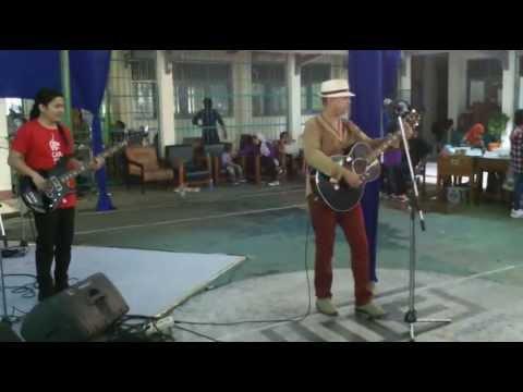 DARA Band Feat OPHIE DANZO  Salam Untuk Dia @ Live Perfoming Reunion SMP 75 Kebun Jeruk