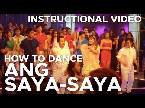 ANG SAYA-SAYA DANCE CRAZE by 1:43