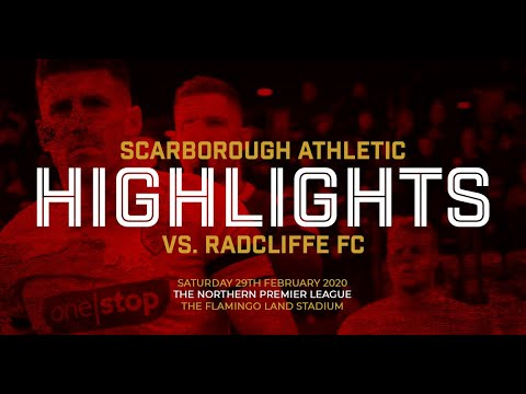 Scarborough Radcliffe Goals And Highlights