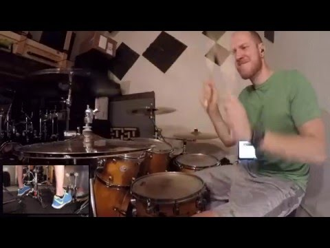 Thrice - The Artist In The Ambulance - Brett Dahlberg (Drum Cover)