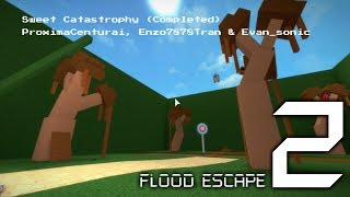Roblox | FE2 Map Test - Sweet Catastrophy [Completed] [Normal but more like Crazy?] [Solo]