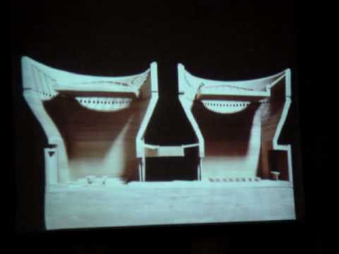 Mario Botta - The Cymbalista Synagogue and Jewish Heritage Center