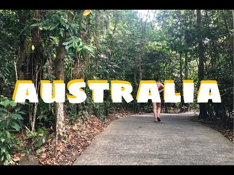 my exchange year in australia.