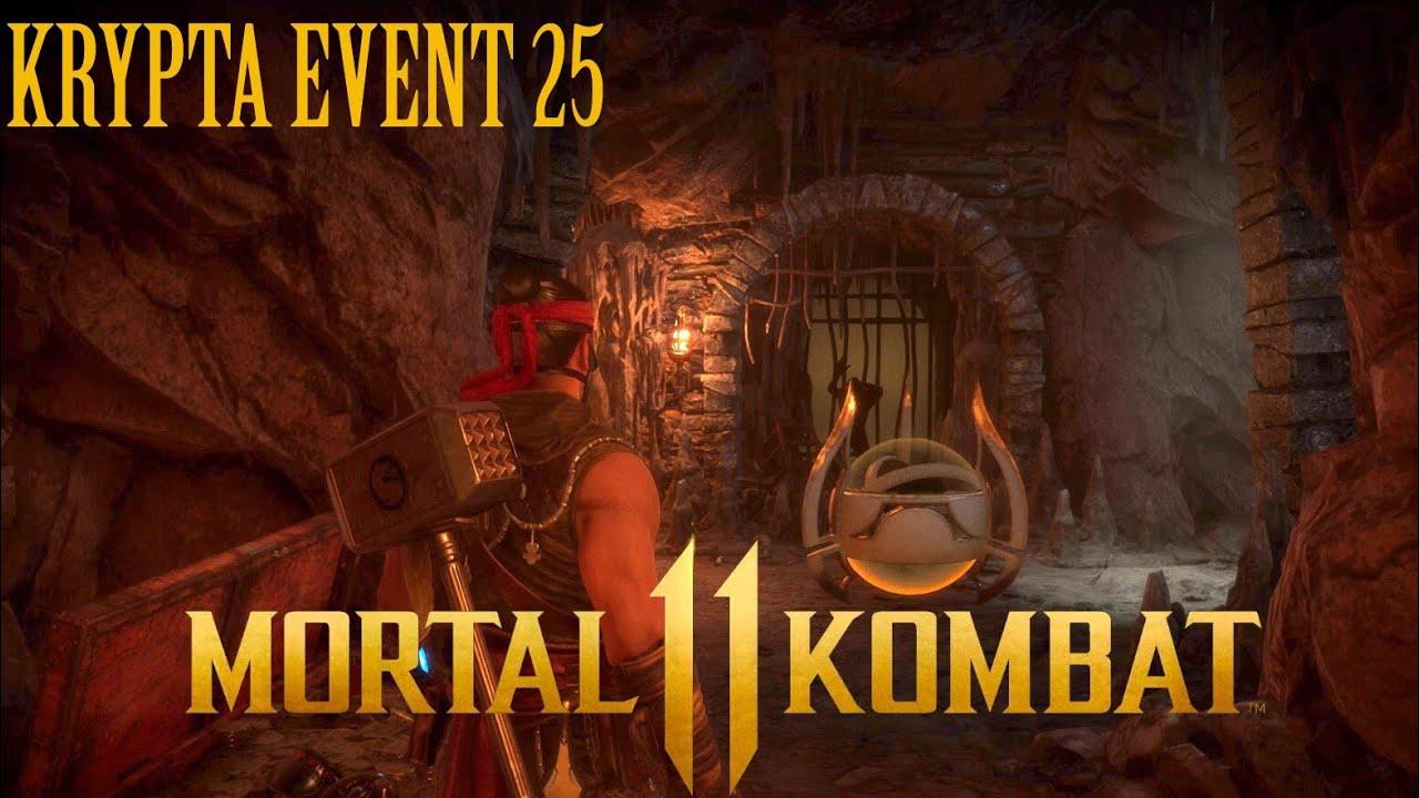Mortal Kombat 11 Krypta