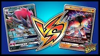 Zoroark GX / Golisopod GX vs Random Decks - Pokemon TCG Online Gameplay