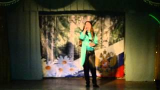 Сюзанна Антонян 11 лет Rolling in the deep