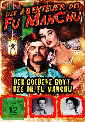 Die Abenteuer des Fu ManChu Der Goldene Gott des Dr. Fu ManChu