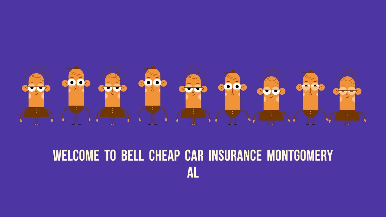 Cheap Car Insurance in Montgomery Alabama