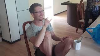 Русский немец англичанин и казах в отеле Астаны про туалеты в Казахстане Узбекистане Японии