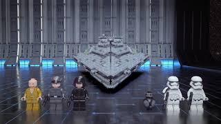 LEGO® STAR WARS™ - Звездный разрушитель первого ордена