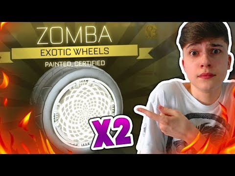 🔴 X2 PAINTED LUCK (LOADS OF TRADE UPS AND CRATES)! 🔴 | 🔥 Rocket League Live 🔥
