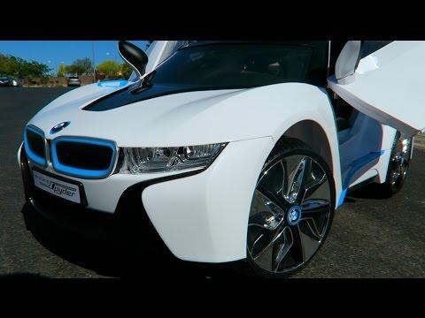 Bought My Girlfriend A BMW i8 PRANK!