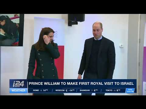 Prince William to make official royal tour to the MidEast