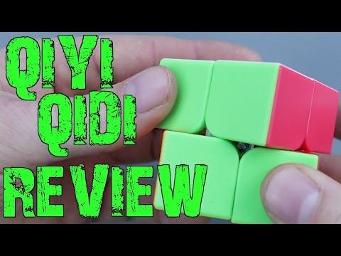 QiYi QiDi S 2x2 Review   thecubicle.us