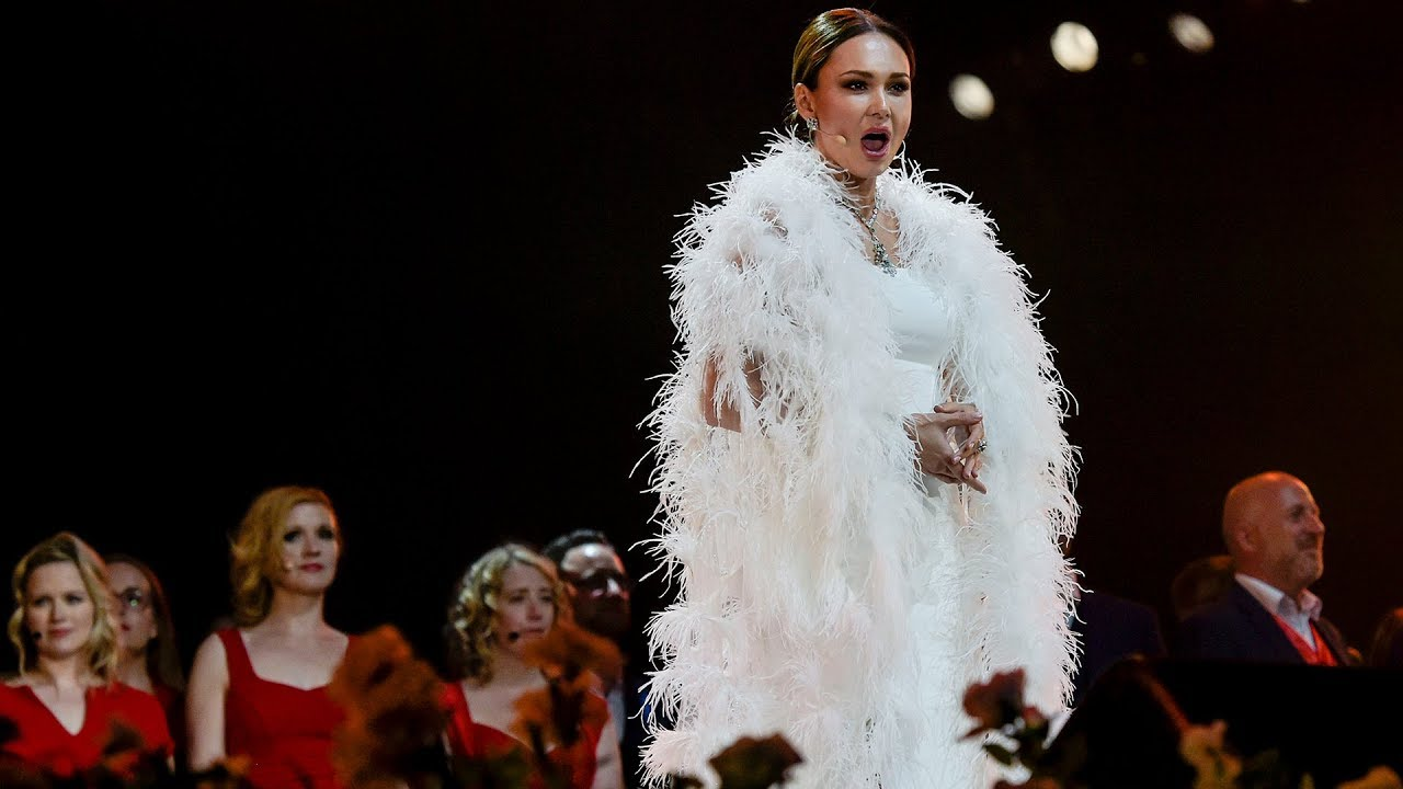 Rule Britannia - Aida Garifullina & Rock Choir (Proms in Hyde Park 2019)
