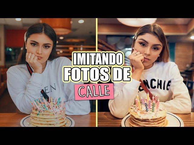 IMITANDO FOTOS DE CALLE! - Pautips