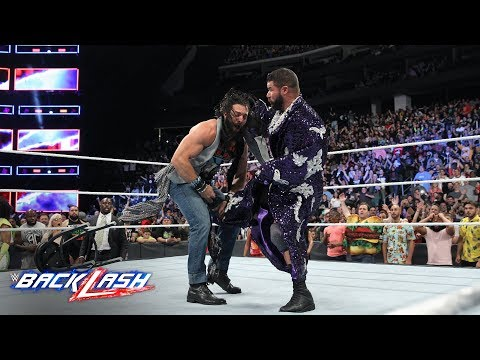 Bobby Roode drops Elias with Glorious DDT: WWE Backlash 2018 (WWE Network Exclusive)
