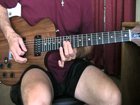 Somebody - Aerosmith (Guitar Cover)