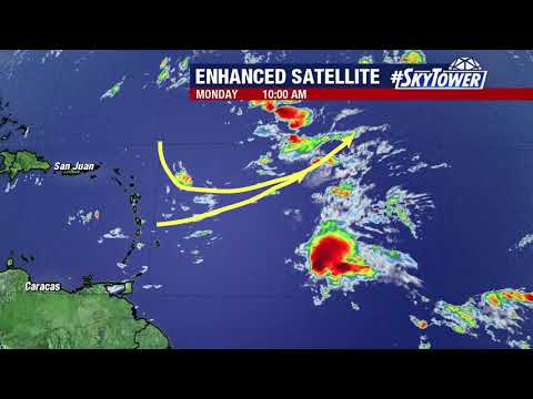 Tropical weather forecast: October 12, 2020