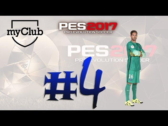 PES 2017 myClub #4 - Desafio Online - O Melhor Goleiro do Mundo