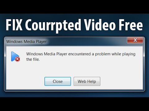 How To Recover Any Corrupted Video